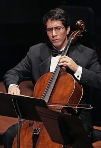 David Peshlakai, Cello