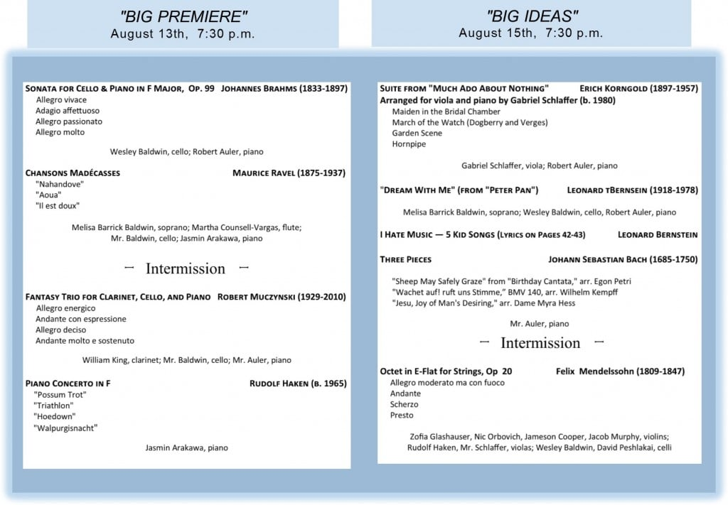music program pgs3-4